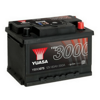 YUASA 12V-60AH D+ niži
