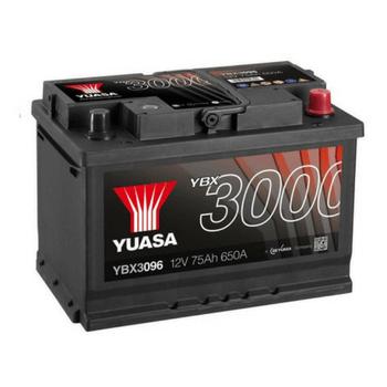 YUASA 12V-75AH D+