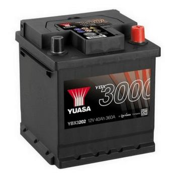 YUASA 12V-40AH D+