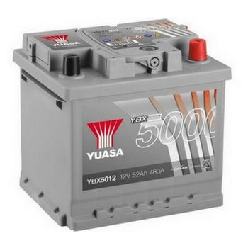 YUASA 12V-52AH D+