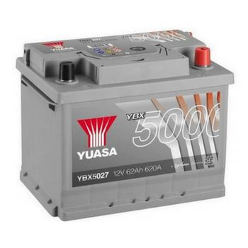 YUASA 12V-62AH D+