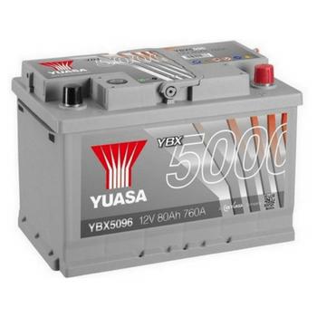 YUASA 12V-80AH  D+