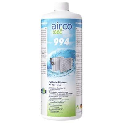 Izbacuje mikroorganizme, patogene i prljavštinu iz isparivača pod visokim pritiskom i sprečava stvaranje mirisa.Klima servis